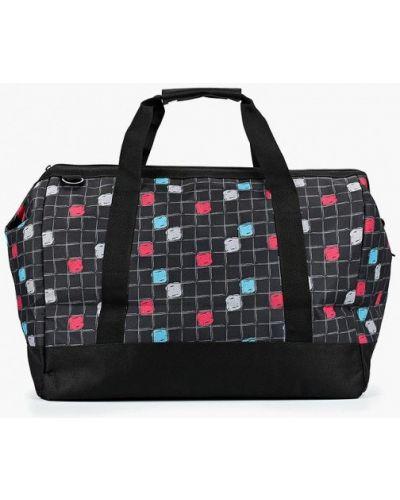 Дорожная сумка черная Antan