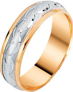 Кольцо из золота обручальный Yaselisa