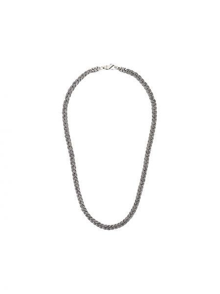 Серебряная цепочка Emanuele Bicocchi