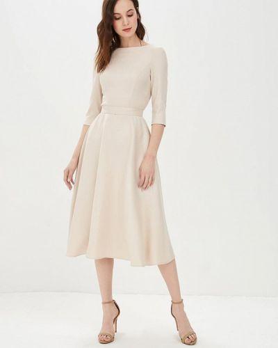 Платье бежевое Anrostore