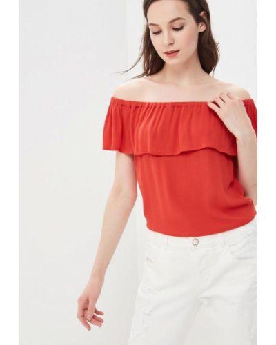Красная блузка Ichi