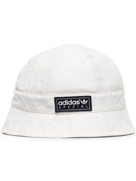 Шапка - белая Adidas