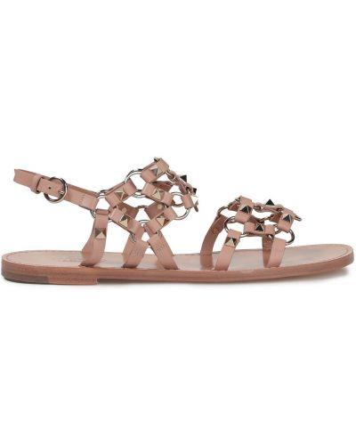Кожаные сандалии Valentino Garavani