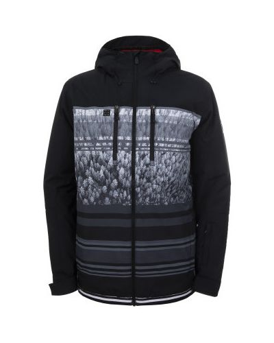 Утепленная куртка горнолыжная водонепроницаемая Quiksilver