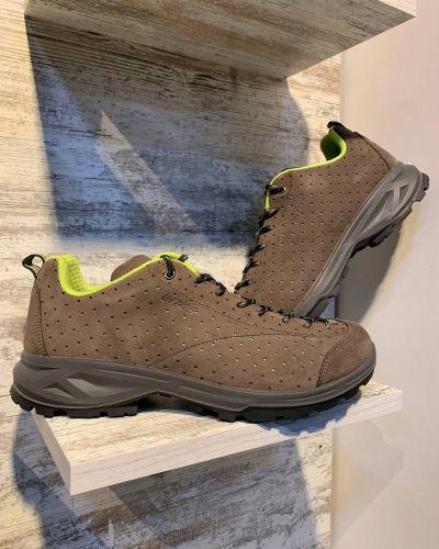 Спортивные кроссовки - коричневые Lytos