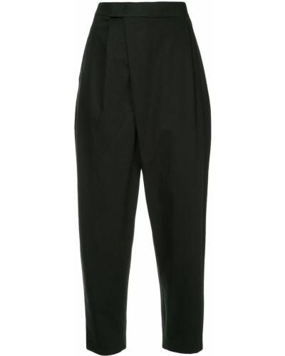 Укороченные брюки - черные Ck Calvin Klein