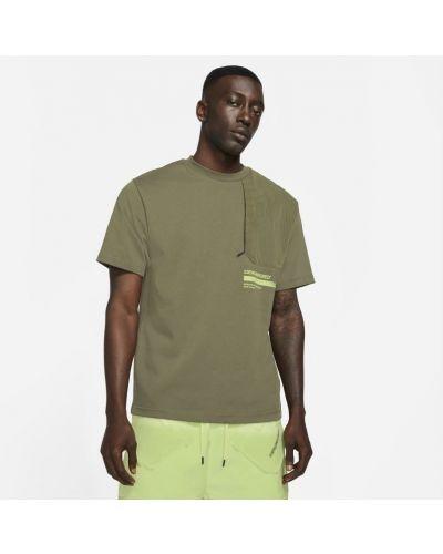 Brązowa t-shirt Jordan