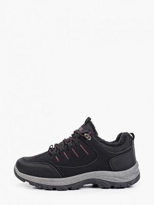 Черные зимние ботинки трекинговые Patrol