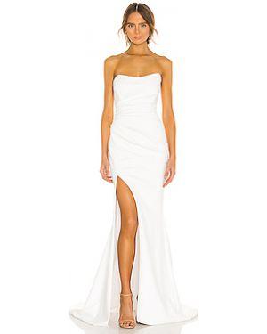 Вечернее платье на молнии из крепа Katie May