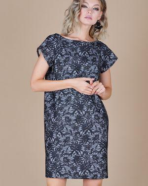 Трикотажное платье миди Eliseeva Olesya