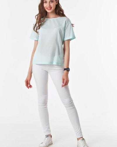 Блузка летняя с вышивкой Victoria Filippova