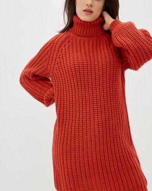 Платье - красное Ivyrevel