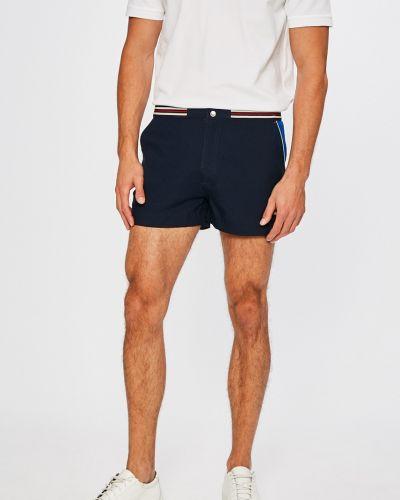 Спортивные шорты прямые на резинке Fila
