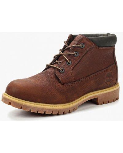 Ботинки осенние кожаные Timberland