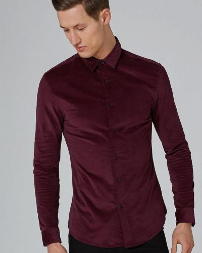 Рубашка с длинным рукавом Topman