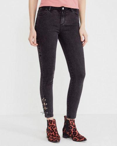 Черные джинсы Morgan