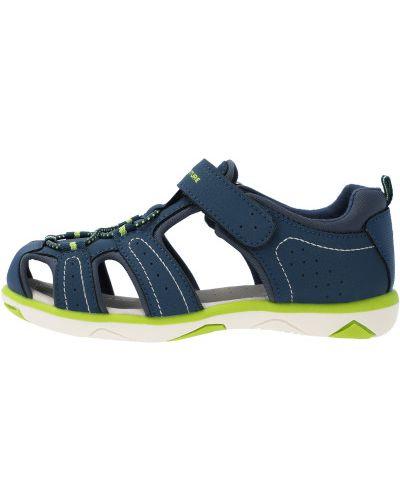 Синие кожаные сандалии Outventure