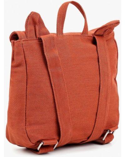 Коричневый рюкзак Mango Kids