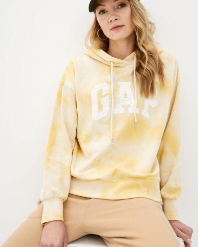 Желтая худи Gap