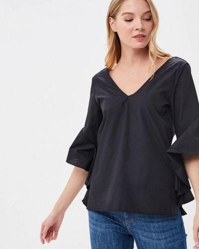 Блузка черная Edge Street