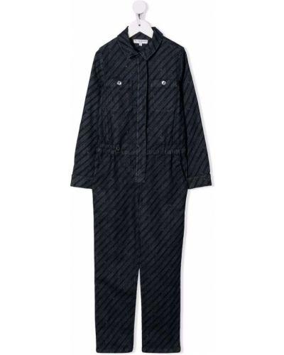 Klasyczny garnitur - czarny Givenchy Kids