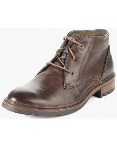 Кожаные ботинки - коричневые Josef Seibel