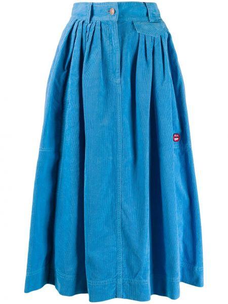 Юбка с завышенной талией с карманами Marc Jacobs