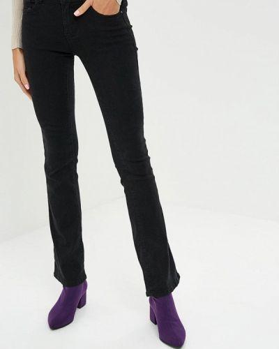 Расклешенные джинсы широкие Miss Bon Bon