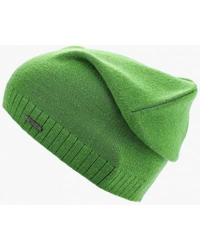 Зеленая шапка осенняя Ferz