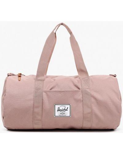 Спортивная сумка - розовая Herschel Supply Co