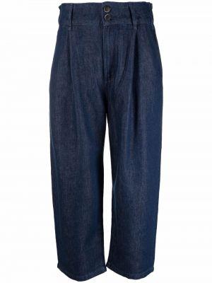 Синие джинсовые брюки Alessia Santi