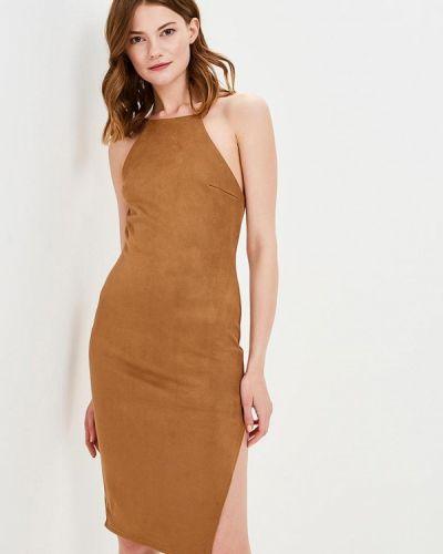 Платье с открытыми плечами Edge Street