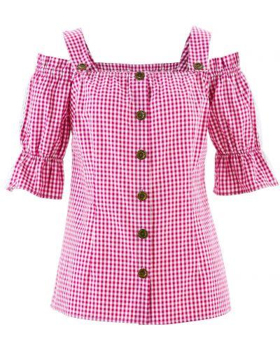 Розовая блузка Bonprix