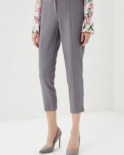 Серые брюки Zarina