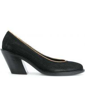 Черные туфли-лодочки A.f.vandevorst
