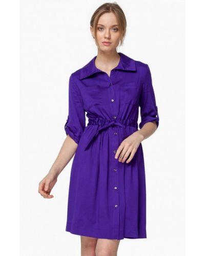 Фиолетовое платье весеннее Nai Lu-na By Anastasia Ivanova