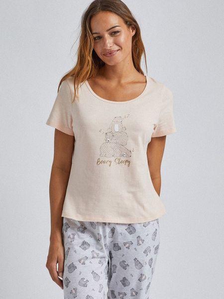 Пижама пижамный бежевая Dorothy Perkins