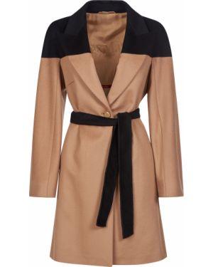 Шерстяное пальто - бежевое Max Mara