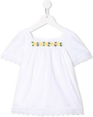 Белая блуза Patachou
