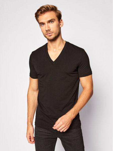 Czarna t-shirt Dsquared2 Underwear