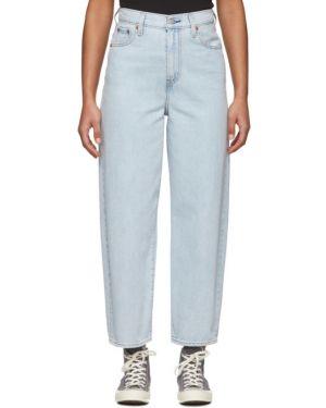 Широкие джинсы стрейч укороченные Levi's®