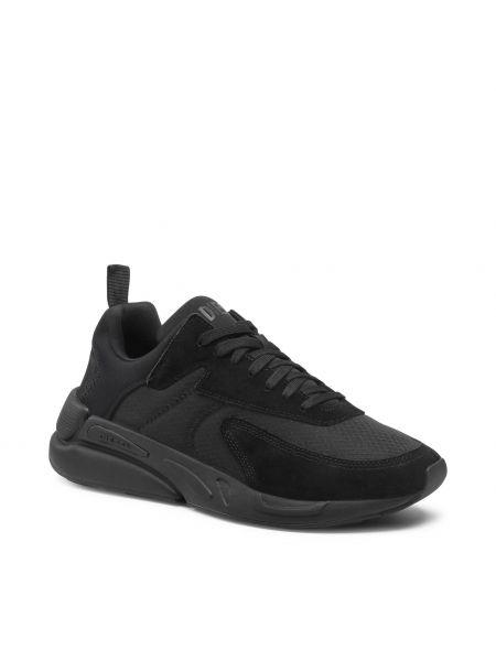 Sneakersy - czarne Diesel