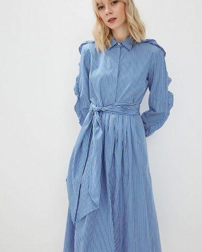 Платье платье-рубашка весеннее Weekend Max Mara