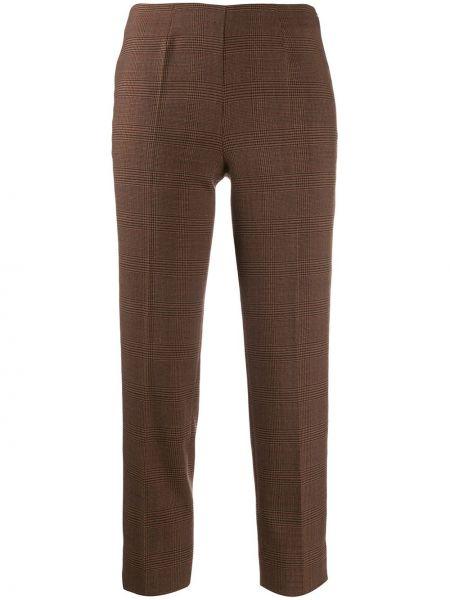 Укороченные брюки брюки-хулиганы дудочки Piazza Sempione