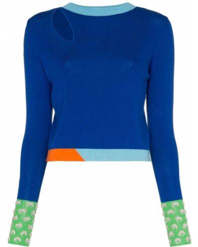 Синий свитер I-am-chen