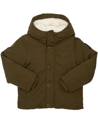 Зеленая куртка на молнии Bomboogie