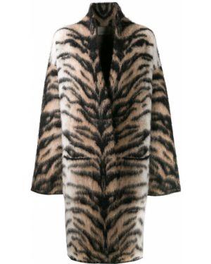 Длинное пальто с капюшоном Laneus
