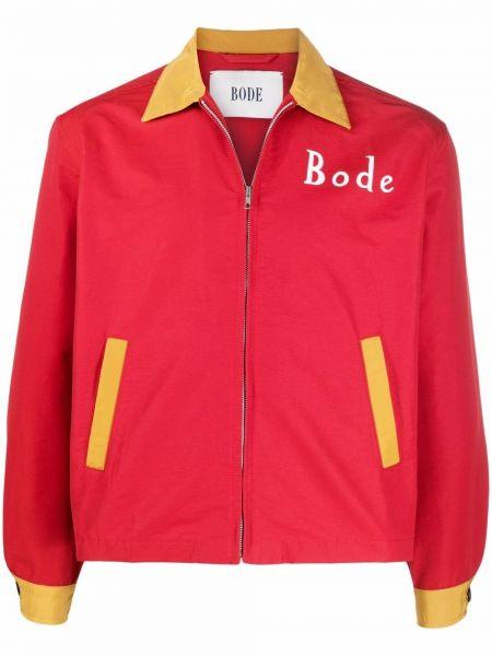 Brązowa klasyczna koszula Bode