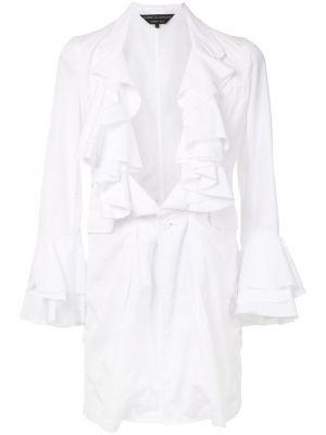 Koszula z długim rękawem długa z kieszeniami Comme Des Garcons Homme Plus