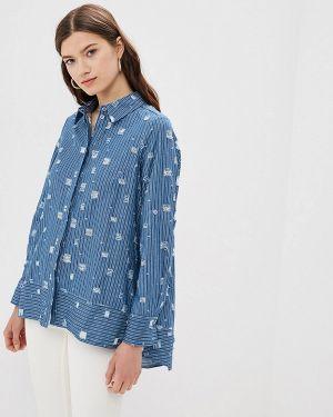 Джинсовая рубашка Dlys